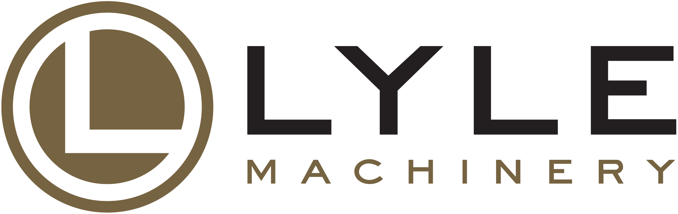 Lyle Machinery Logo